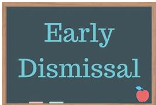 Early Dismissal Days :: Feb 3 & 4